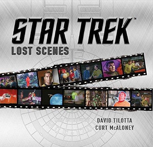 Star Trek Lost Scenes [McAloney, Curt - Tilotta, David] (Tapa Dura)