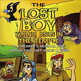 Boy: Young Jesus in the Temple: Allen Pote & Tom Long: MP3 Downloads