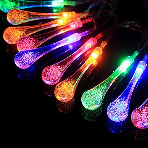 Outdoor String Lights Mains: Garden Lights Mains Powered
