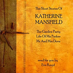 Katherine Mansfield Hörbuch
