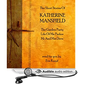an introduction to katherine mansfields short stories Hermione lee finds structural problems in a faithful biography of katherine mansfield.