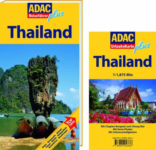 ADAC Reiseführer plus Thailand: Mit extra Karte