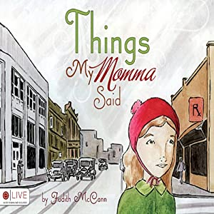 Things My Momma Said | [Judith McCann]