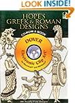 Hope's Greek and Roman Designs CD-ROM...