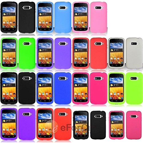 Silicone Skin Cover Case For Zte Imperial N9101 Phone (Zte Imperial N9101 compare prices)