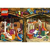 Lego Harry Potter and the Sorcerer's Stone #4723 Diagon Alley Shops ~ LEGO