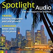 Hörbuch Spotlight Audio - Exciting Singapore. 11/2012