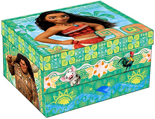 Disney Moana Jewelry Box