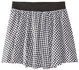 Beautees Big Girls Pull-On Skater Skirt