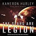 The Stars Are Legion Audiobook by Kameron Hurley Narrated by Nicole Poole, Teri Schnaubelt