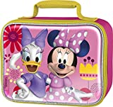 Thermos Minnie Mouse Soft Lunch Kit, Multicolor, Multicolored