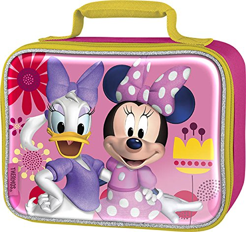 Thermos Soft Lunch Kit, Minnie Mouse - 1