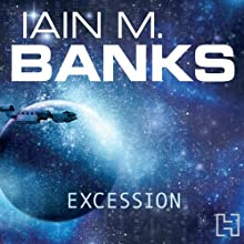 Excession: Culture Series, Book 5 Audiobook by Iain M. Banks Narrated by Peter Kenny