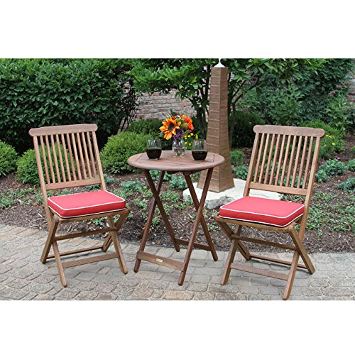 Eucalyptus-Round-Outdoor-Bistro-Set-with-Cushions