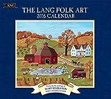 Lang Folk Art Calendar