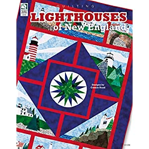 Lighthouses of New England (Quilting)