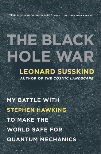 Leonard Susskind - The Black Hole War