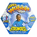 The Amazing Tear-Resistant Super Wubble Bubble Ball - Blue from NSI International