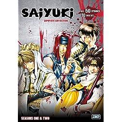 Saiyuki TV