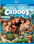 The Croods [Blu-ray + DVD + Digital C...