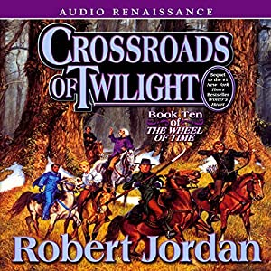 Crossroads of Twilight | Livre audio
