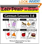 German Lessons 1-4: Numbers, Colors/S...