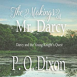 The Makings of Mr. Darcy Audiobook