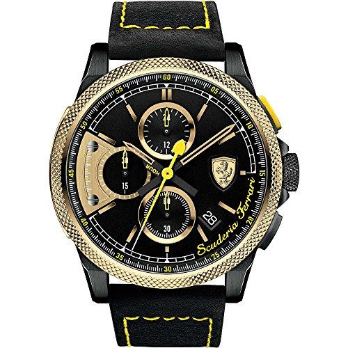 FERRARI SCUDERIA Reloj Cronografo Fórmula ITALIA S FER0830314 Para Hombre
