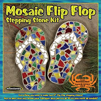 Set A Shopping Price Drop Alert For Midwest Products Mosaic Flip Flop Stepping Stone Kit