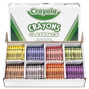 Crayola Classpack