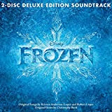 Frozen Soundtrack [Deluxe Edition] Demi Lovato Kristen Bell Brand 2013 2CDs