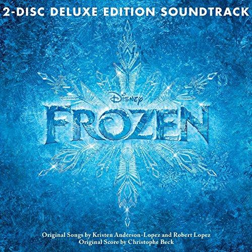 Idina Menzel - Frozen Soundtrack [deluxe Edition] Demi Lovato Kristen Bell Brand 2013 2cds - Zortam Music