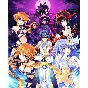 デート・ア・ライブII第1巻(初回限定生産版) [Blu-ray] (Amazon)