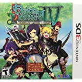Etrian Odyssey IV: Legends of the Titan - Nintendo 3DS