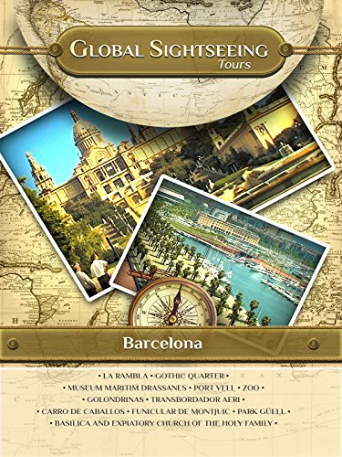 BARCELONA, Spain- Global Sightseeing Tours