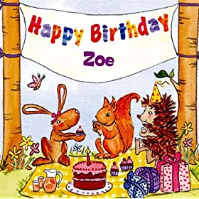 happy birthday zoe the birthday bunch mp3 downloads. Black Bedroom Furniture Sets. Home Design Ideas