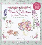 img - for An Embroiderers Garden: Floral Collection for Hand Embroidery book / textbook / text book