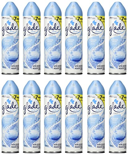 glade-aerosol-air-freshener-powder-fresh-8-ounce-pack-of-12
