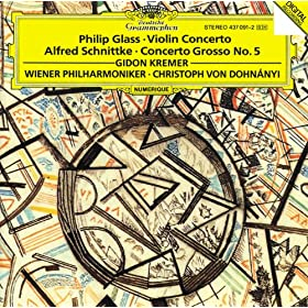 Alfred Schnittke: Concerto Grosso No.5 - 2. Without tempo indication