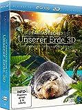 Die fantastische Reise unserer Erde (inkl. 2D & 3D-Version) (3 Disc Set) [3D Blu-ray]