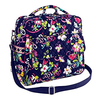 vera bradley convertible baby bag ribbons clothing. Black Bedroom Furniture Sets. Home Design Ideas