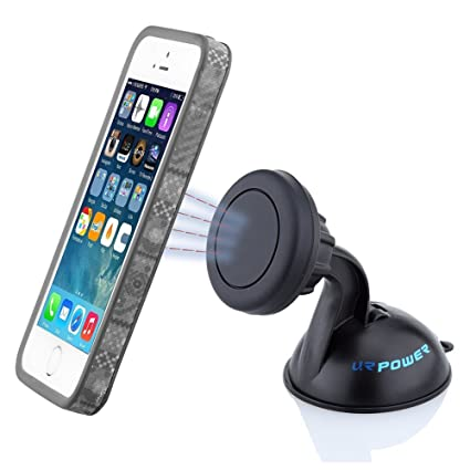 Amazon.com: Car Mount,URPOWER® Universal Magnetic Windshield And ...