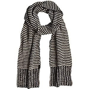 Women's Toasty Scarf True/Black-KVJ0