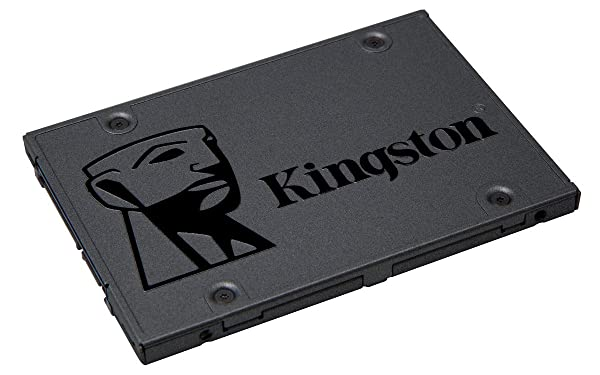 "Kingston A400 SSD 960GB SATA 3 2.5"" Solid State Drive SA400S37/960G - Increase Performance (Color: SATA3, Tamaño: 960G)"