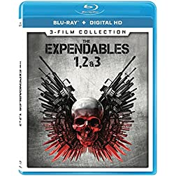 The Expendables (3-Film Collection) [Blu-ray]