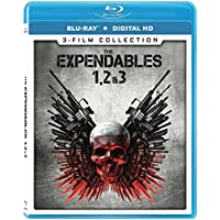 The Expendables 3-Film Collection on Blu-Ray and Digital HD