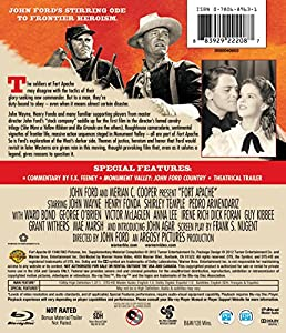 Fort Apache (BD) [Blu-ray] from Warner Home Video