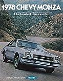 1978 Chevrolet Monza sales brochure