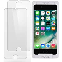 2-Pack Trianium Tempered Glass Screen Protector for Apple iPhone 8/7/6s/6