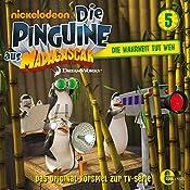 Die Wahrheit tut weh (Die Pinguine aus Madagascar 5)   Thomas Karallus